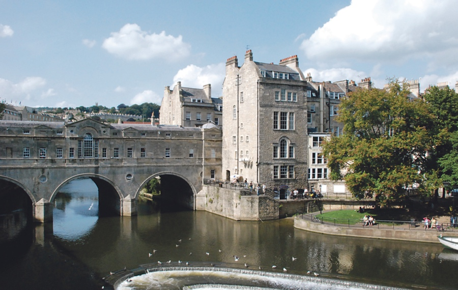 The Pulteney Bridge2