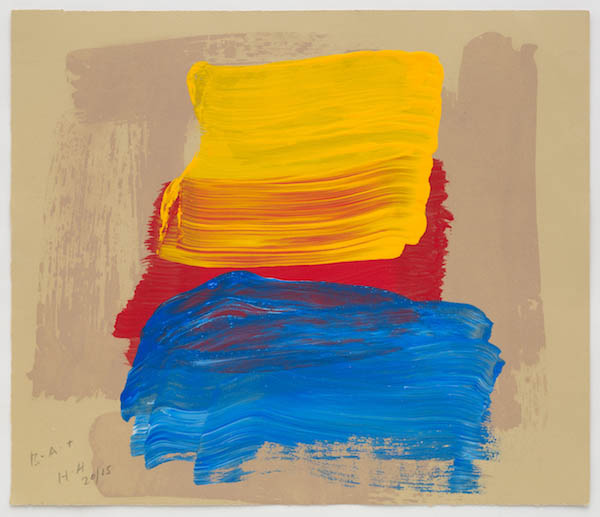 Surprise Surprise: Courtesy Howard Hodgkin and Alan Cristea Gallery, London