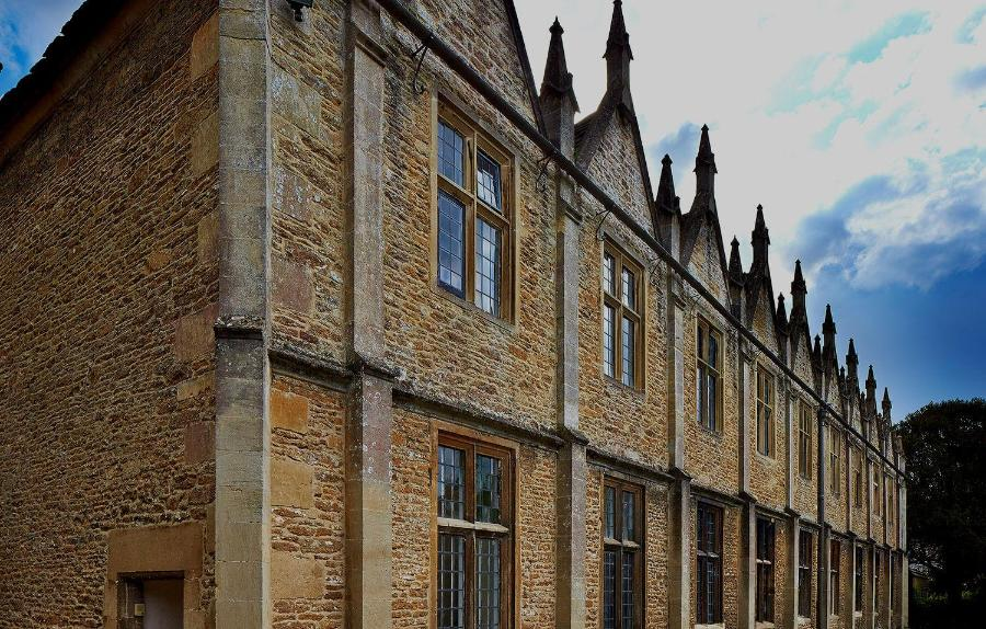 Historical buildings at Corsham Court2