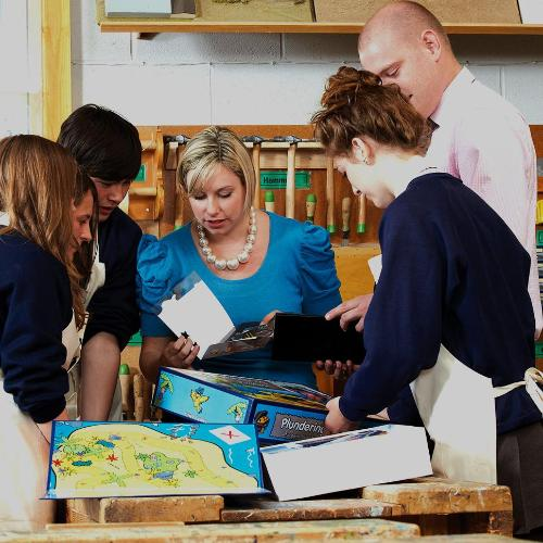 PGCE Secondary Design and Technology