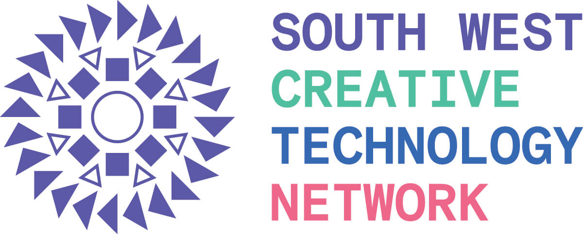 Logo for the South West Creative Technology Network