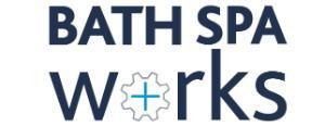Bath Spa Works logo